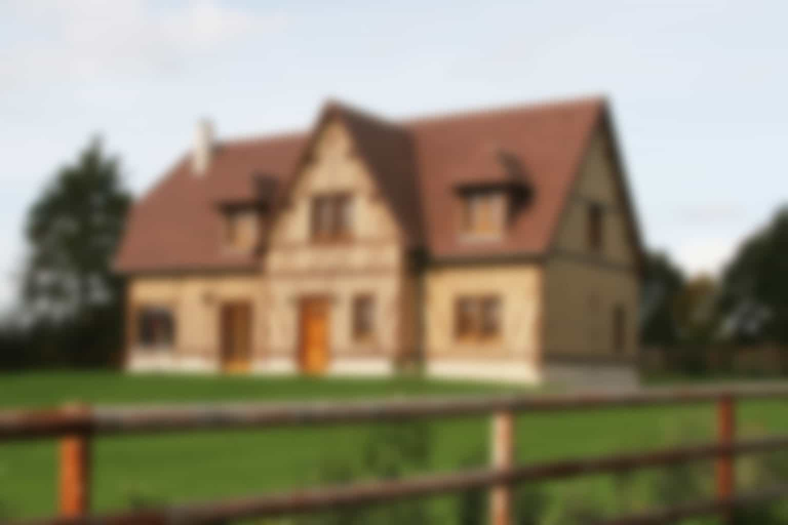 Maison normande à deux étages adaptée à la mobilité réduite, une réalisation GERBAT